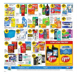 Soap deals in the Fred's Pharmacy weekly ad in Lawrenceville GA