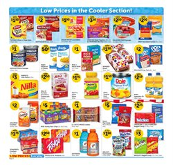 Pasta deals in the Fred's Pharmacy weekly ad in Savannah GA