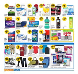 Shampoo deals in the Fred's Pharmacy weekly ad in Bessemer AL