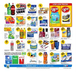 Soap deals in the Fred's Pharmacy weekly ad in Stone Mountain GA