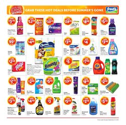 Fred's Super Dollar deals in the Memphis TN weekly ad