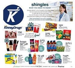 Kinney Drugs catalogue ( Expired )