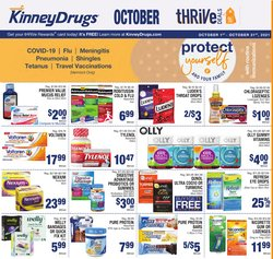 Kinney Drugs catalog ( 15 days left)