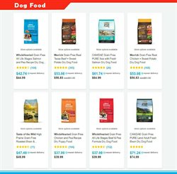 Pasta deals in the Petco weekly ad in Hot Springs National Park AR