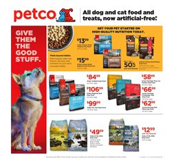 Petco deals in the Newark DE weekly ad