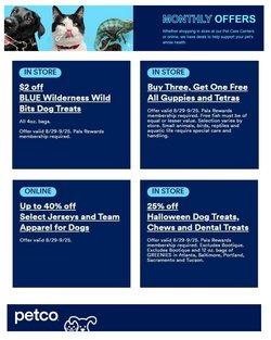 Petco deals in the Petco catalog ( 2 days left)