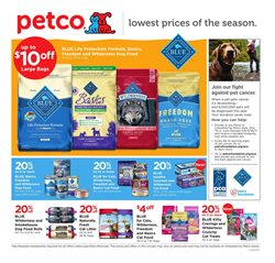 Petco deals in the Sterling VA weekly ad