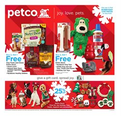 Petco deals in the Hot Springs National Park AR weekly ad