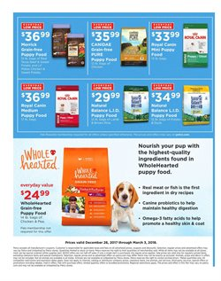 Bags deals in the Petco weekly ad in Johnstown PA