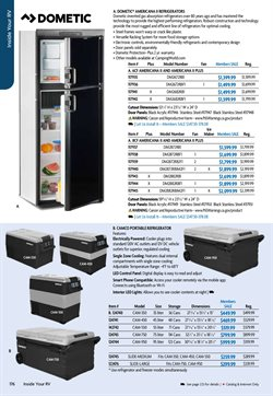 Refrigerators deals in Gander Mountain