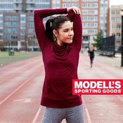 Modell's deals in the New York weekly ad