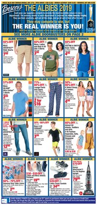 Department Stores deals in the Boscov's weekly ad in Wilmington DE