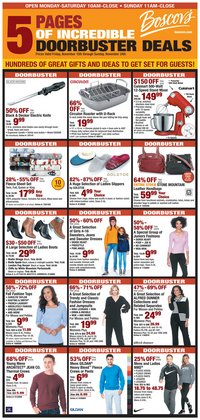 Boscov's deals in the Birdsboro PA weekly ad