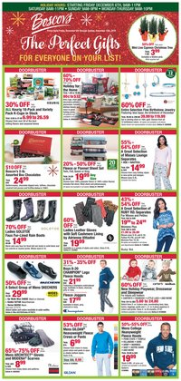 Department Stores deals in the Boscov's weekly ad in New Haven CT