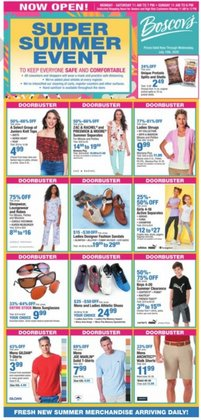 Department Stores offers in the Boscov's catalogue in Reading PA ( 2 days left )