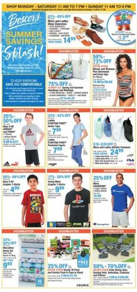 Department Stores offers in the Boscov's catalogue in Newark NJ ( 2 days left )