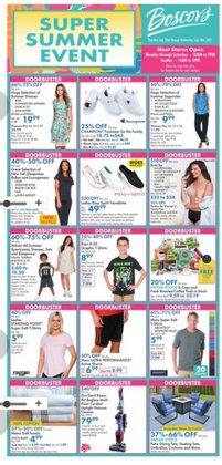Boscov's deals in the Boscov's catalog ( 3 days left)