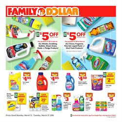 Family Dollar deals in the Humble TX weekly ad