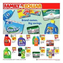Family Dollar deals in the Phoenix AZ weekly ad