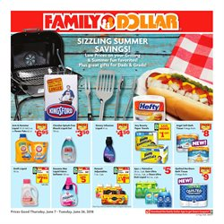 Family Dollar deals in the Lebanon PA weekly ad