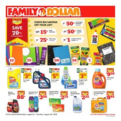 Family Dollar deals in the Springfield MO weekly ad