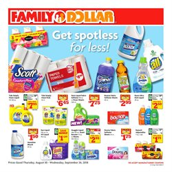 Family Dollar deals in the Newark OH weekly ad