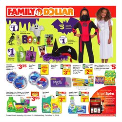 Family Dollar deals in the Muskegon MI weekly ad