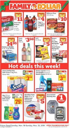 Discount Stores deals in the Family Dollar weekly ad in Victoria TX