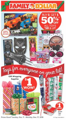 Discount Stores deals in the Family Dollar weekly ad in Saint Augustine FL