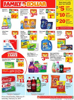 Family Dollar deals in the Charlottesville VA weekly ad