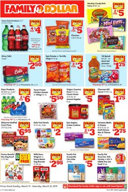 Family Dollar deals in the Acworth GA weekly ad