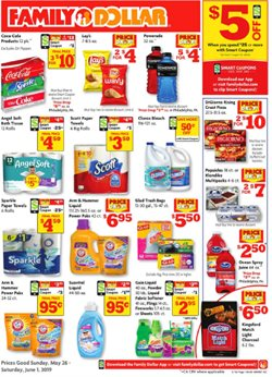 Family Dollar deals in the Dallas TX weekly ad
