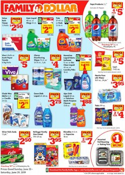 Discount Stores deals in the Family Dollar weekly ad in Miami FL