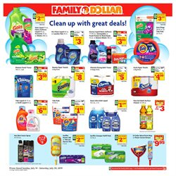 Family Dollar deals in the Los Angeles CA weekly ad