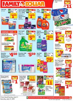 Discount Stores deals in the Family Dollar weekly ad in Joplin MO
