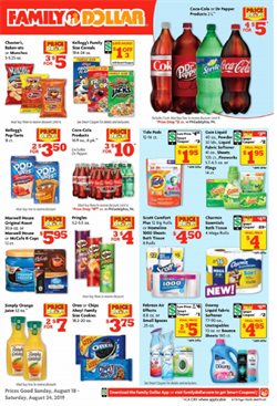 Family Dollar deals in the Chicago IL weekly ad