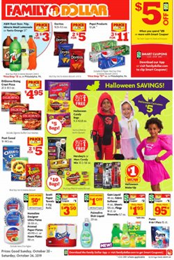 Family Dollar deals in the Monterey Park CA weekly ad