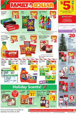Discount Stores deals in the Family Dollar weekly ad in Inglewood CA