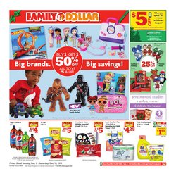Discount Stores deals in the Family Dollar weekly ad in Maryville TN