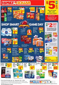Discount Stores deals in the Family Dollar weekly ad in Dubuque IA