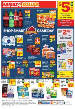 Discount Stores deals in the Family Dollar weekly ad in Fort Lauderdale FL