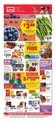 Discount Stores offers in the Family Dollar catalogue in Fresno CA ( 3 days left )