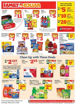Discount Stores offers in the Family Dollar catalogue in Sterling VA ( 2 days ago )