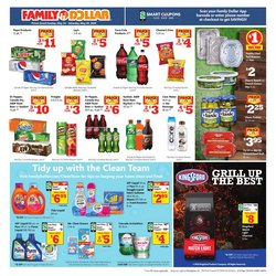 Discount Stores offers in the Family Dollar catalogue in Carson CA ( Expires tomorrow )