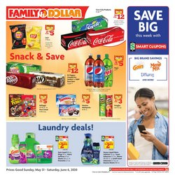 Discount Stores offers in the Family Dollar catalogue in Danville VA ( 3 days left )