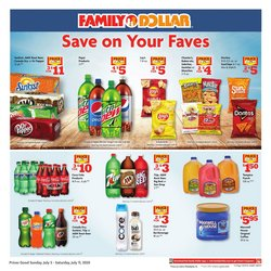 Discount Stores offers in the Family Dollar catalogue in Detroit MI ( 2 days left )