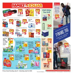 Discount Stores offers in the Family Dollar catalogue in Fullerton CA ( 1 day ago )
