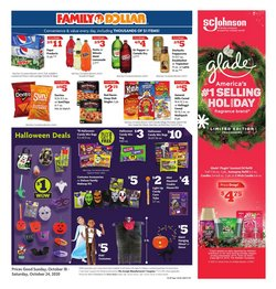 Discount Stores offers in the Family Dollar catalogue in Saint Petersburg FL ( 3 days left )