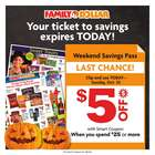Discount Stores offers in the Family Dollar catalogue in Gainesville FL ( 3 days left )