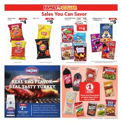 Sales deals in Family Dollar